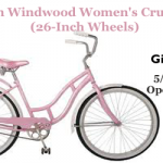 Schwinn Windwood womens cruiser bike