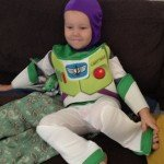 Anytime Costumes Buzz Lightyear Halloween Costume Review