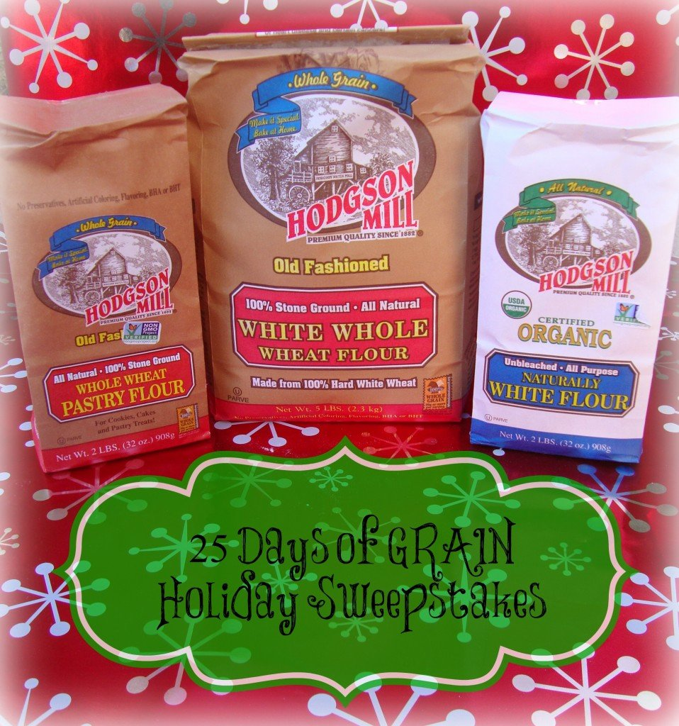 25 Days of GRAIN Holiday Sweepstakes