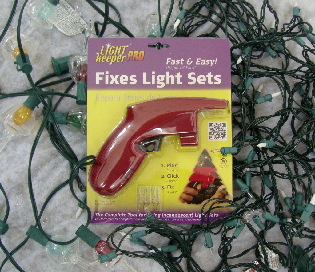 how to fix your christmas lights