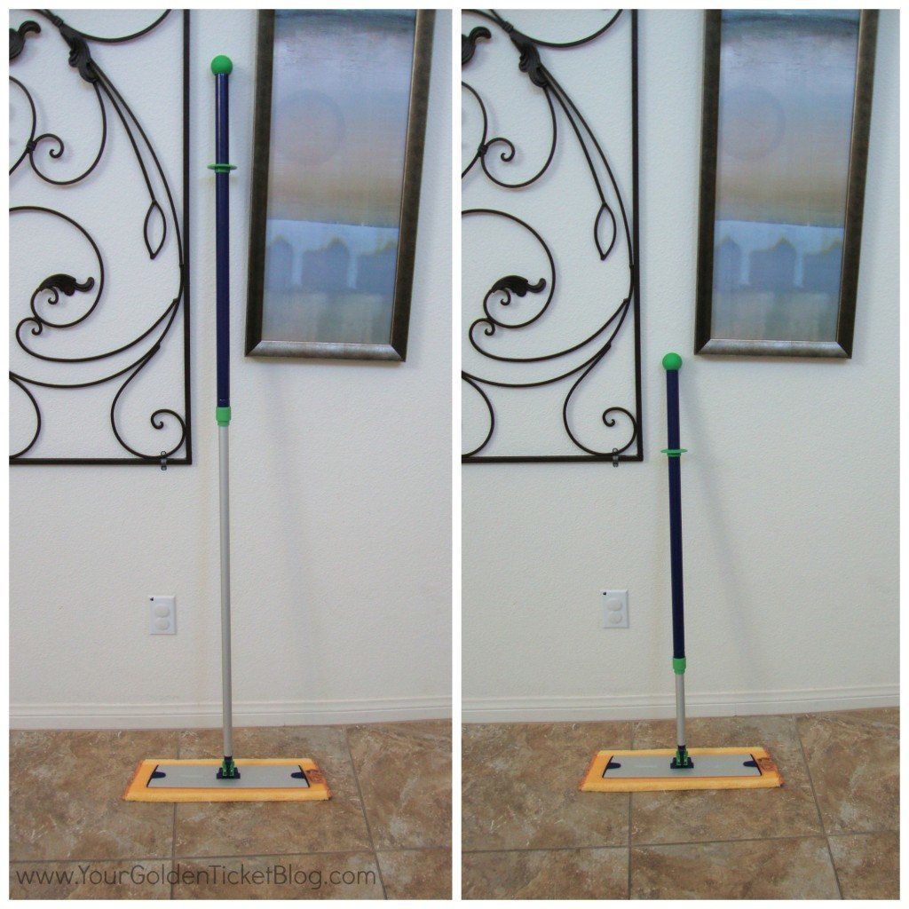 norwex mop handle