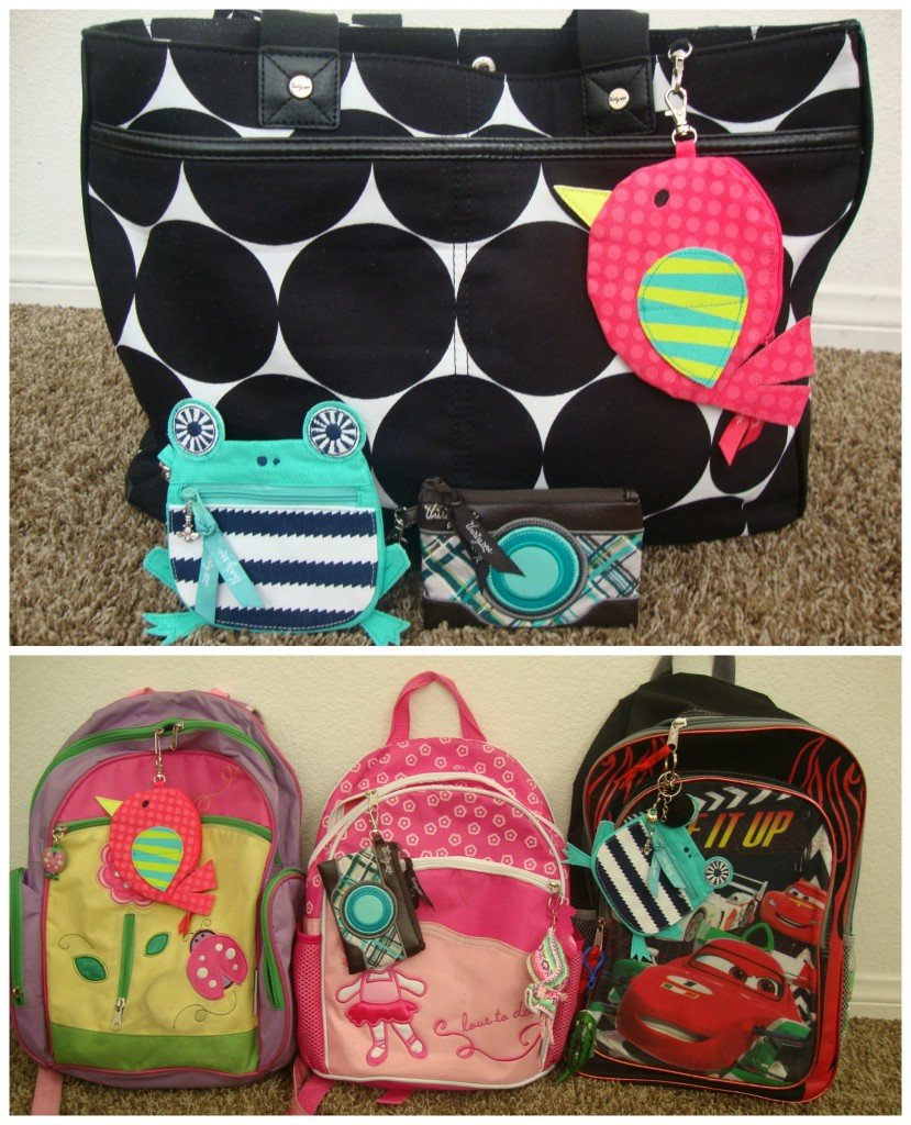 thirty-one coin purses