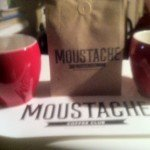 moustache coffee