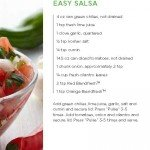Blendfresh Easy Salsa Recipe