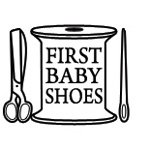 first baby shoes logo