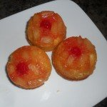 Yummy Upside Down Pineapple Cupcakes