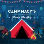 Camp Macy's Summer Fun Event {June 14th} #AmericanSelfie