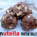 Nutella Protein Ball Recipe