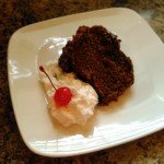 Black Russian Bundt Cake