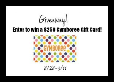 $250 Gymboree Gift Card Giveaway {Ends 9/11}