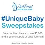 #UniqueBaby Photo Contest–Win $5,000!! {Ends 11/5}