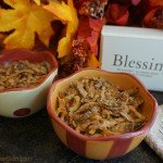 Perfect Thanksgiving Side-Dish Presentation #ThisIsMyTwist