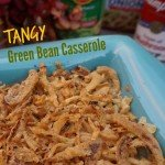 Tangy Green Bean Casserole #ThisIsMyTwist