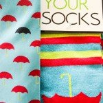 Tie Your Socks #Giveaway {Ends 11/18}