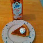 Pumpkin Pie With @LoveMySilk #SilkNog
