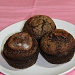 Double Chocolate Chip and Peanut Butter Muffins