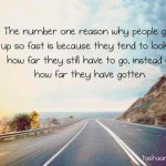 How Far You Have Come #sharegoodness #spreadpositivity