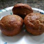 Amazing Banana Muffins